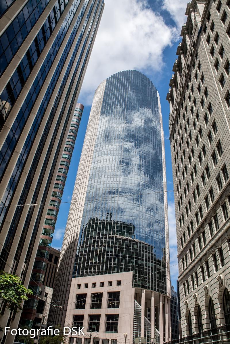 San Francisco Wolkenkratzer